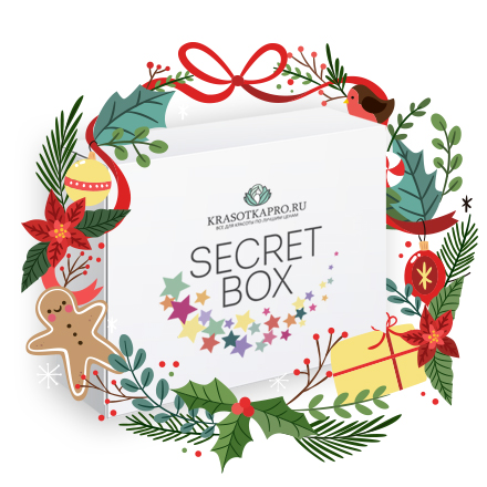 Secret Box, Декабрь 2017