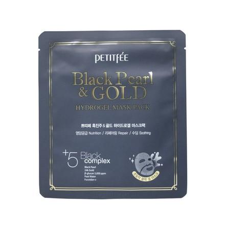 Купить Petitfee, Маска для лица Black Perl&Gold, 32 г