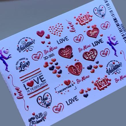 AnnaTkacheva,3D-слайдер№565 «Сердце. Любовь» фото