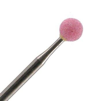 Planet Nails, насадка керамическая шарик 5мм (603.050)Насадки<br>Для тонкой работы на мозолях и ногтях.