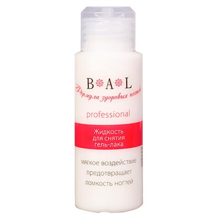 BAL Professional, Жидкость для снятия гель-лака, 100 мл