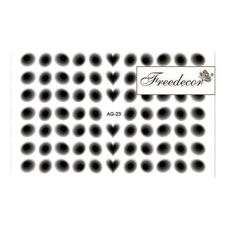 Купить Freedecor, Слайдер-дизайн «Аэрография» №23b