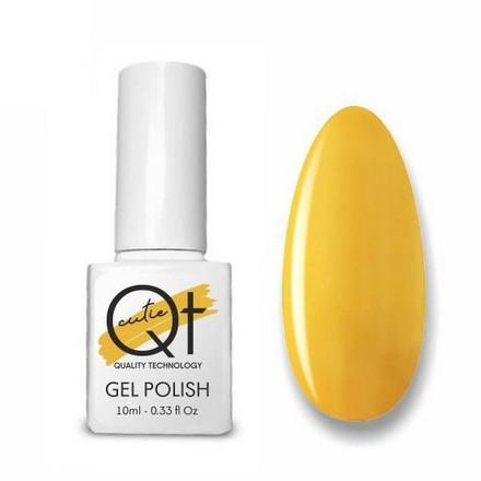 Купить QT, Гель-лак №099, Желтый