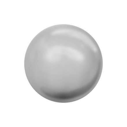 Swarovski, Кристальные жемчужины Crystal Light Grey Pearl 1,5 мм swarovski кристальные жемчужины crystal cream pearl 1 5 мм