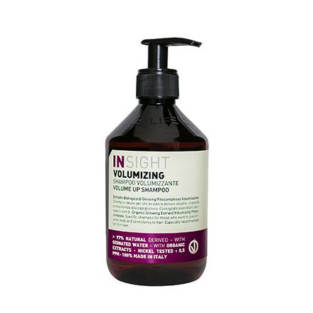 INSIGHT, Шампунь Volumizing, 400 млШампуни для волос<br>Очищающее средство для придания объема волосам.
