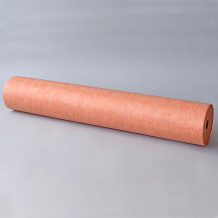 Купить Чистовье, Простыня «Стандарт» SMS, 200х80 см, оранжевая в рулоне, 100 шт.