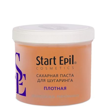 Start Epil, Сахарная паста для шугаринга «Плотная», 750 г