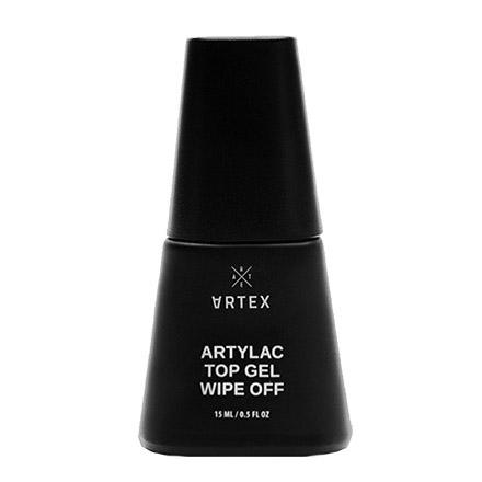 Купить Artex, Топ для гель-лака Artylac Gel Wipe Off, 15 мл