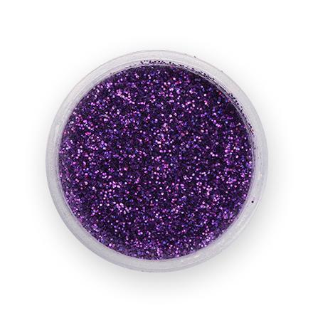 TNL, Блестки в банке №88/128 фиолетовые искры, люкс (TNL Professional)