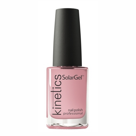 Купить Kinetics, Лак для ногтей SolarGel №160, Demure, Розовый