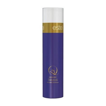 Estel, Шампунь Q3 COMFORT, для волос с комплексом масел, 250 мл estel q3 маска с комлексом масел relax 300 мл