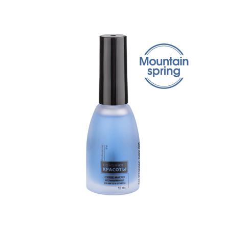 Купить Континент красоты, Cухое масло для кутикулы Mountain Spring, 15 мл