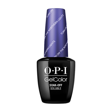 OPI GelColor, Гель-лак Iceland GCI57, Turn On the Northern Lights!