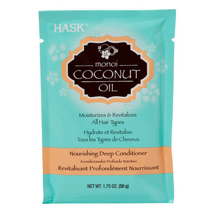 Купить Hask, Маска Coconut Oil, 50 мл
