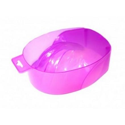 TNL, Ванночка для маникюра (прозрачно-сиреневая)