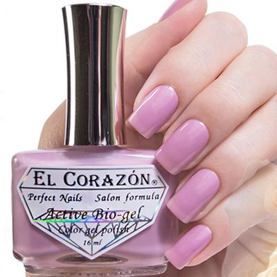 Купить El Corazon Лечебная Серия Цветной Биогель, № 423/049, Розовый