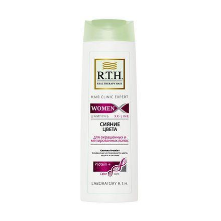 R.T.H. (Real Trans Hair) RTH, Шампунь Сияние цвета  Women, 400 мл