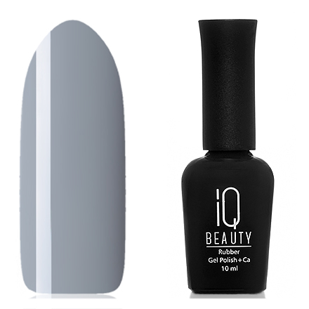 Купить IQ Beauty, Гель-лак №076, Черный