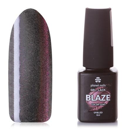Купить Planet Nails, Гель-лак Blaze №795, Розовый