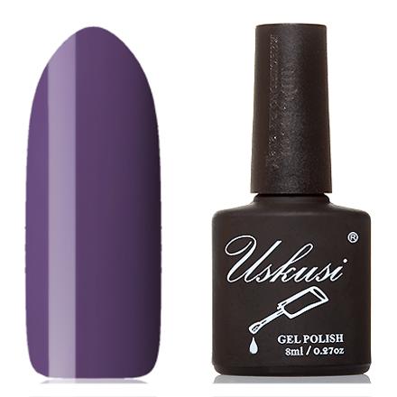 Купить Uskusi, Гель-лак №028, Фиолетовый