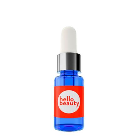 Hello Beauty, Сыворотка для лица «Красная водоросль», 10 мл