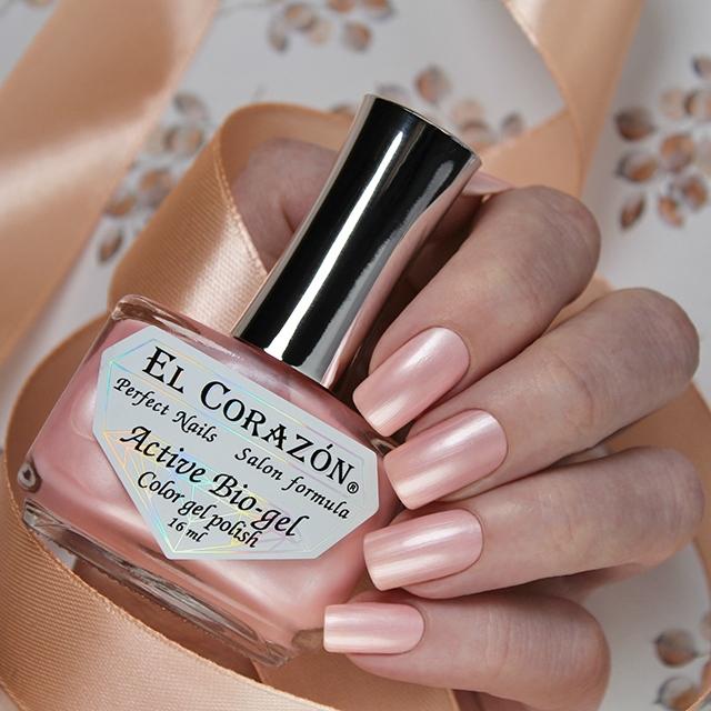 Купить El Corazon, Активный биогель Soft Silk, №423/1304, Коричневый
