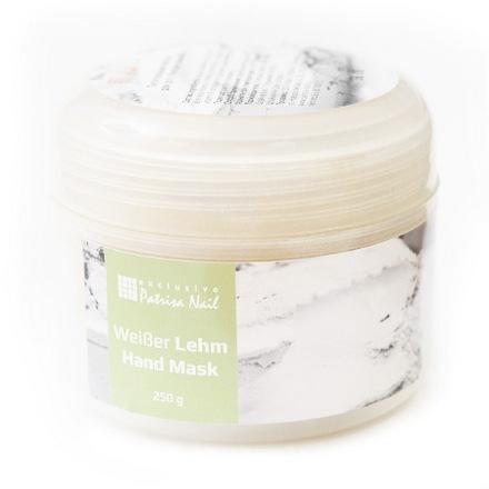 Patrisa Nail, Питательная маска для рук с белой глиной, 250 гр (Patrisa nail)