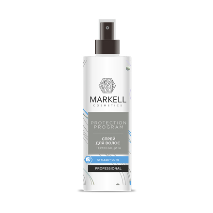 Markell, Спрей для волос Термозащита Professional, 200 мл