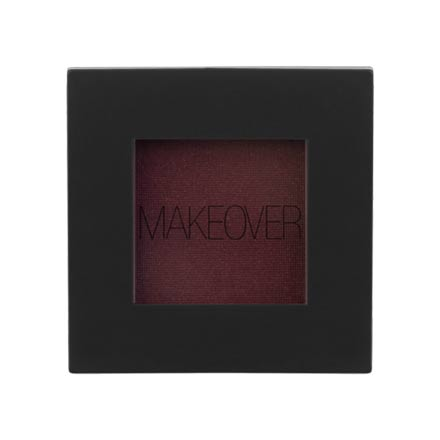 Купить MAKEOVER PARIS, Тени для век Single Eyeshadow, Metallic Copper