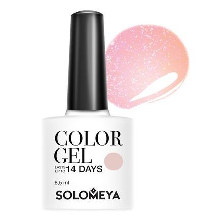 Купить Solomeya, Гель-лак №67, My darling, Розовый