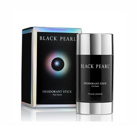 Sea of SPA, Дезодорант-стик для женщин Black Pearl, 75 мл