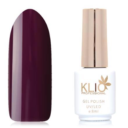 Klio Professional, Гель-лак Total Perfection, №60Klio Professional<br>Гель-лак (8 мл) баклажановый, без перламутра и блесток, плотный.<br><br>Цвет: Фиолетовый<br>Объем мл: 8.00