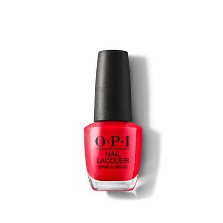 Купить OPI, Лак для ногтей Classic, Cajun Shrimp, Красный