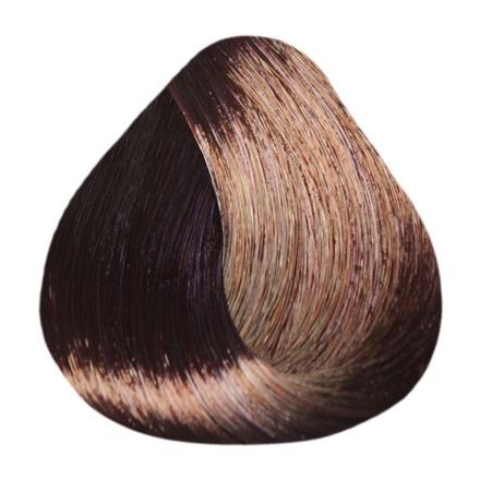Estel, Краска-уход 4/65 De Luxe, шатен фиолетово-красный, 60 мл