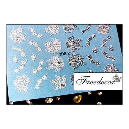 Купить Freedecor, 3D-слайдер №S21