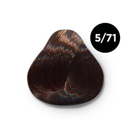 OLLIN, Крем-краска для волос Silk Touch 5/71 фото