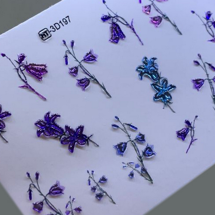 Купить Anna Tkacheva, 3D-слайдер Crystal HT №197