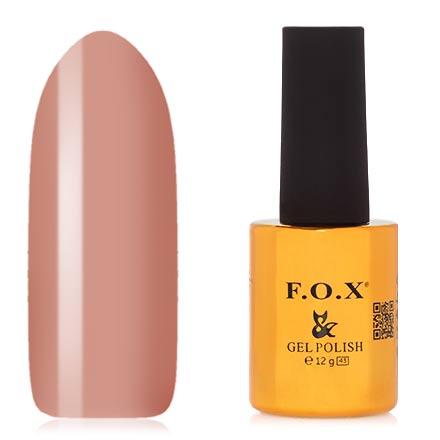 Купить FOX, База для гель-лака Cover Rubber №009, 12 мл, F.O.X, Натуральный