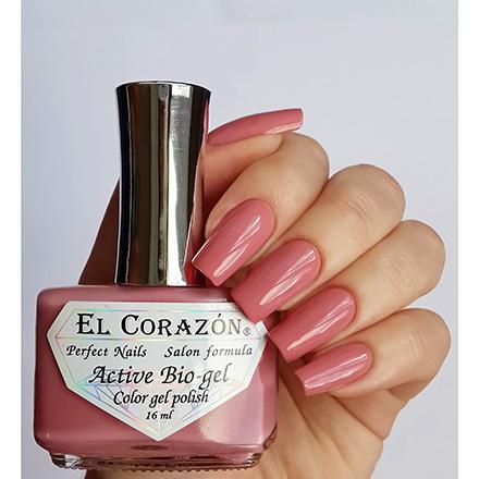 Купить El Corazon Лечебная Серия Цветной Биогель, № 423/276 16 ml, Розовый