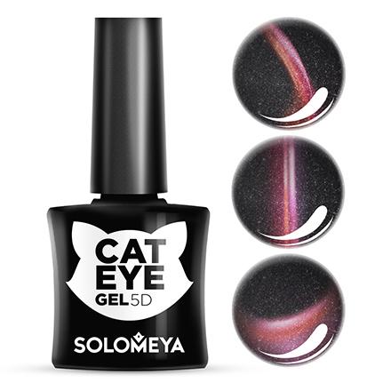 Solomeya, Гель-лак Cat Eye 5D, British Shorthaired