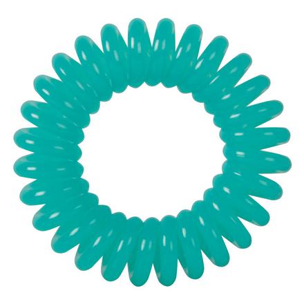 Купить Dewal, Резинки для волос «Пружинка», светло-зеленые, 3 шт.