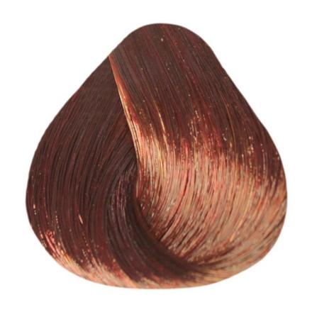 Estel, Краска-уход 5/5 De Luxe, светлый шатен красный, 60 мл