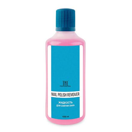 TNL, Жидкость для снятия лака, 1000 мл tnl жидкость для снятия акрила и типс 100 мл