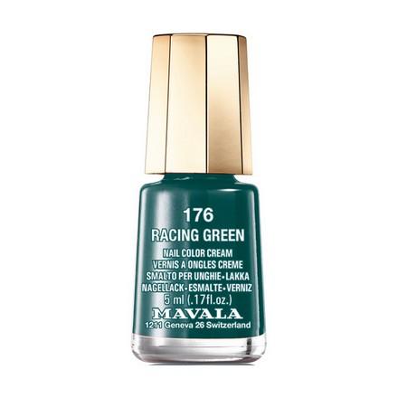 Mavala, Лак для ногтей №176, Racing Green, Зеленый  - Купить