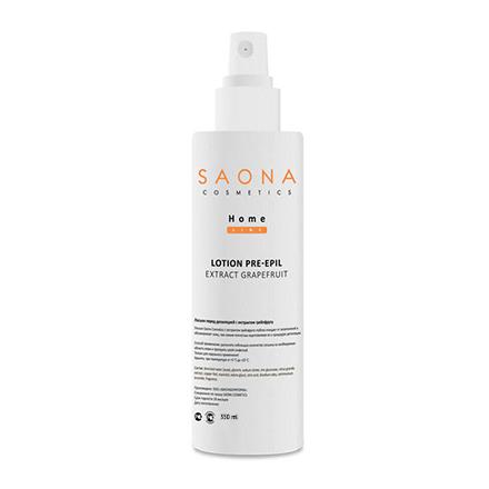 Saona Cosmetics, Лосьон очищающий с экстрактом грейпфрута, 350 мл