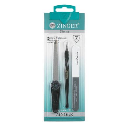 Купить Zinger, Комплект маникюрный SIS-04