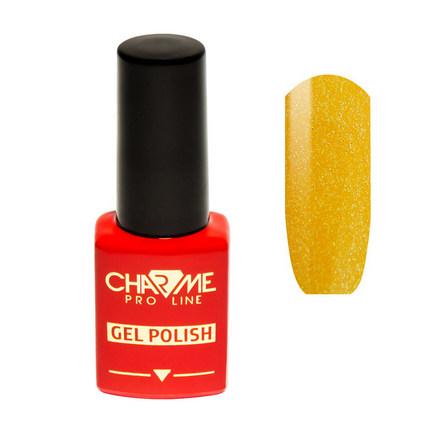 CHARME Pro Line, Гель-лак № 177, Золотой песок charme pro line гель лак 177 золотой песок