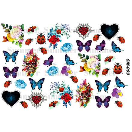 Anna Tkacheva, Cлайдер SM №9 «Бабочки» фото