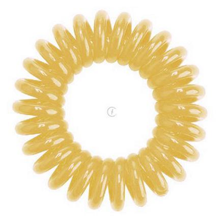 Hair Bobbles HH Simonsen, Резинка для волос, золотая (3 шт.)