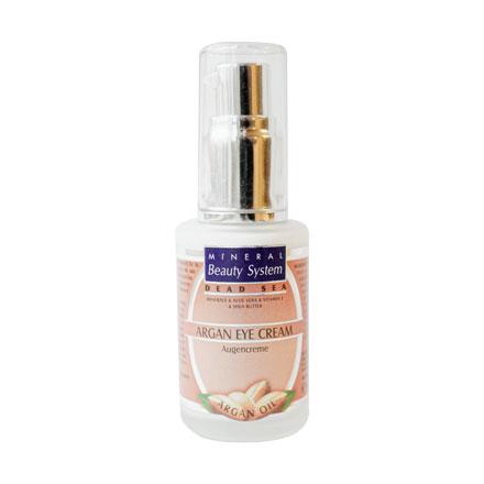 Купить Mineral Beauty System, Крем для кожи вокруг глаз Argan line, 30 мл
